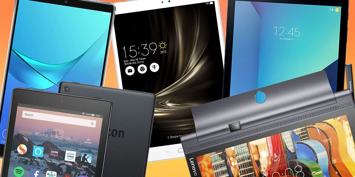 Android Smartphones and Tablets